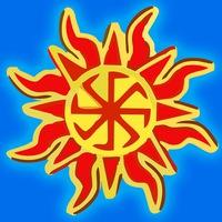 """Логотип Центр родной культуры """"Сказочная Сибирь""""!"""
