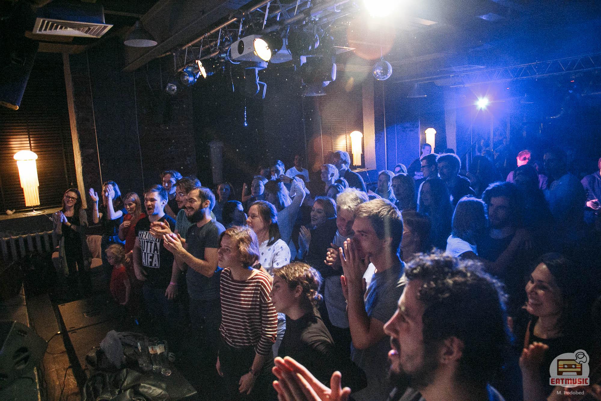 Концерт Carbon White в клубе Fassbinder: фотограф - Михаил Подобед