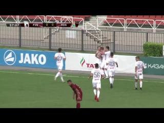 Ван Долгастен: Александр Долгов из «молодёжки» «Локо» сегодня повторил один из лучших голов в истории футбола!