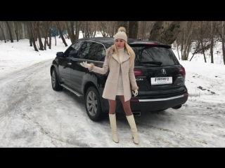 Acura MDX 2010 (Restyling) Тест-драйв. KoshkaUSSR and Forsage7