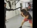 Тренировка по боксу. Бойцовский клуб MS-59