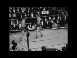 Packey McFarland Draw 20 Freddie Welsh III (May 30, 1910) British version World Lightweight title