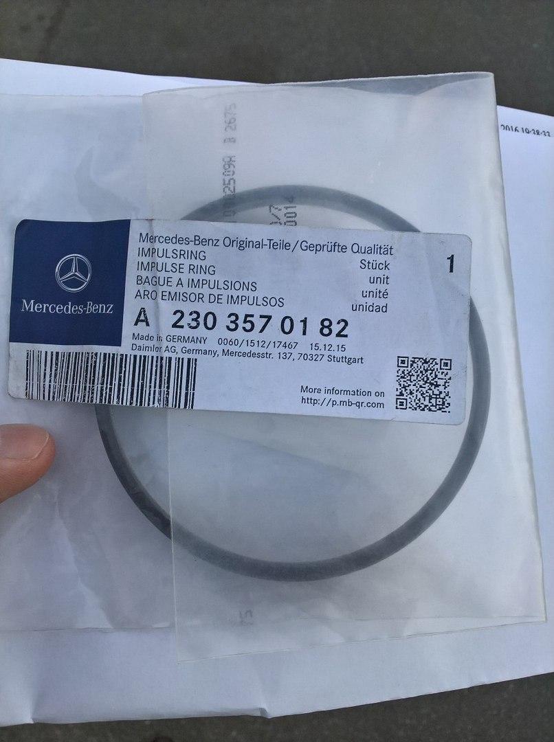 АБС кольца