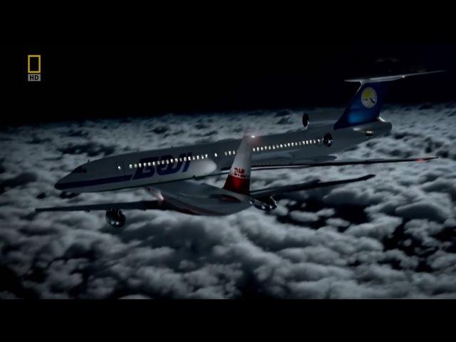 Секунды до катастрофы / Столкновение в небе / National Geographic / HDTV 720p