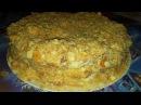 Торт Наполеон - Вкусный Домашний Рецепт
