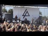 Linkin Park feat Ryan Key (Yellowcard) - What I've Done at Vans Warped Tour 2014 @ Ventura, CA