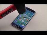 Краш тест Samsung Galaxy S6 Edge