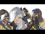 Ultimate Ana Montage - The Strongest Overwatch Support Hero