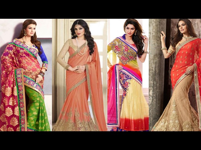 5 Gorgeous Ways to Wear Saree for Party like a Bollywood Celebrity Saree Draping Styles To Look Slim