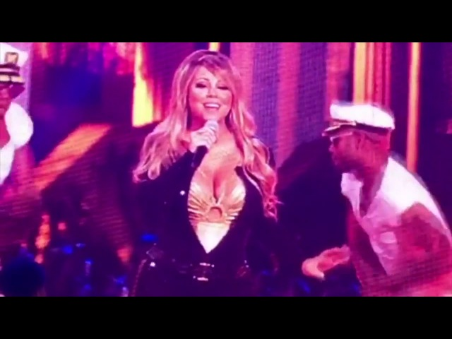 Mariah Carey - 2nd Rehearsal For 2017 'VH1 Hip Hop Honors' Performance!