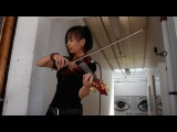 Victoria Yeh plays Jean-Luc Ponty's Cosmic Messenger