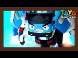 Robot King Tayo Part 1&amp2 Compilation l Tayo's Toy Adventure #20 l Tayo the Little Bus