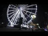 VLOG: Путешествие в Эмираты (ОАЭ). Шарджа. Ночная прогулка Часть 1.
