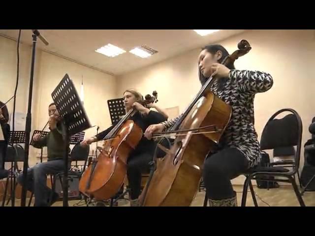Филармония Якутии сыграла саундтрек из Матрицы 2016