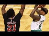 Chicago Bulls vs Boston Celtics - Full Game Highlights | Game 2 | April 18, 2017 | NBA Playoffs