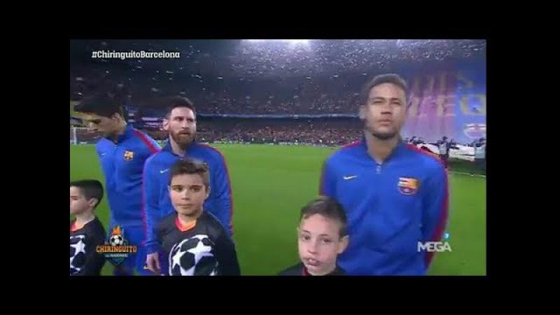 Foi por causa desse Video que o Neymar saiu do Barcelona