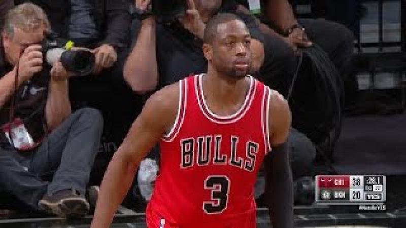 Chicago Bulls vs Brooklyn Nets - First Half Highlights | October 31, 2016 | 2016-17 NBA Season