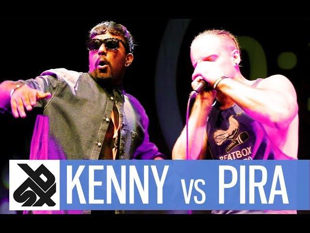 KENNY URBAN vs PIRATHEEBAN | Shootout Beatbox Battle 2017 | 1/4 FINAL