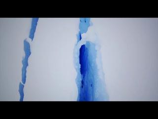 Ледник Антарктиды расколола гигантская трещина