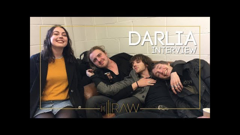 Darlia | RAW Interviews [EXPLICIT]