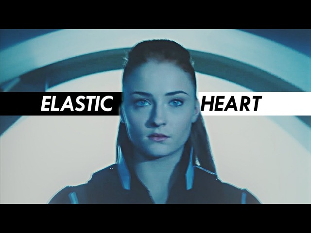 Elastic heart [Jean Grey]
