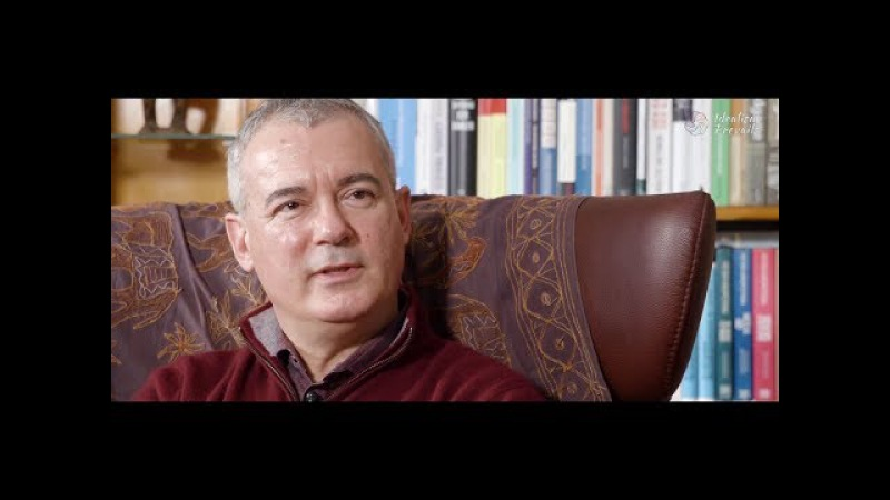 PROMETHEUS 2.1 - Ilija Trojanow im Gespräch mit Nebojsa Barac