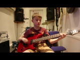 Semisonic - Closing Time Guitar Cover By 8 Year Old Will.