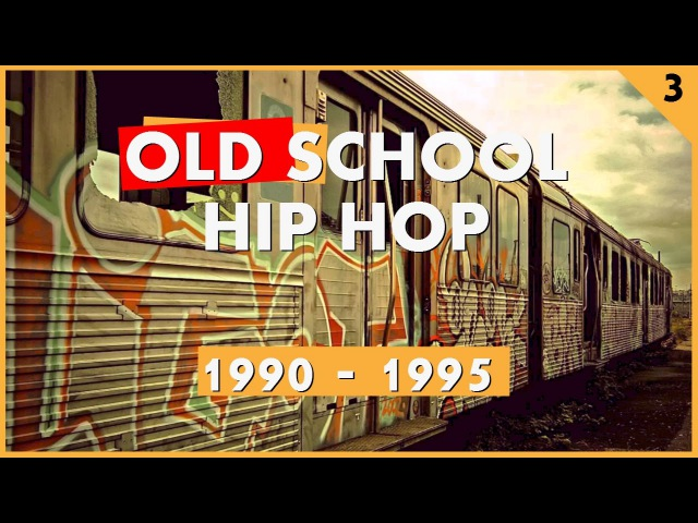 90's Hip Hop Mix, Old School Head Nod Music by Groove Companion 3
