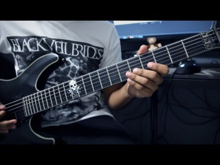 Black Veil Brides - The Outsider (Guitar Cover Tabs)