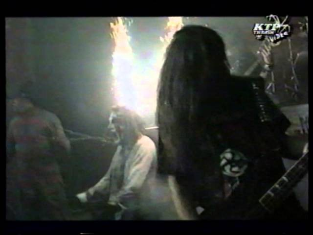 Коррозия Металла - Ритуал Сожжения Трупов (1996)