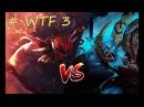 Bloodseeker VS Spirit Breaker WTF 3 Dota 2 v7.06