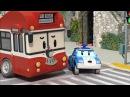 Робокар Поли - Правила дорожного движения - Как переходить дорогу - Мультики про