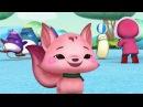 Мультики малышам - КИОКА - Все серии подряд - Сборник мультфильмов для детей