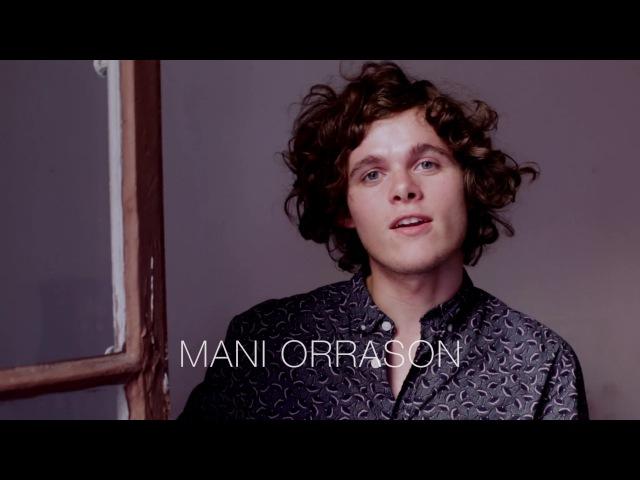 Mani Orrason - Blue Fire | Småll Sessions Live