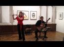 Ravel, Vocalise-étude en forme de habanera / Mimi Stillman, flute - Gideon Whitehead, guitar