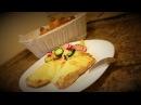 Филе горбуши запеченное с сыром humpback salmon baked with cheese