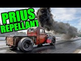 Smokin' Diesel Turbo RAT ROD Pickup -