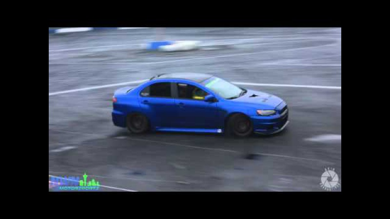 Evo X Hoon Off = Spin City