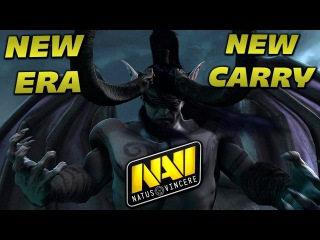 Crystallize NEW ERA NEW CARRY - Natus Vincere Dota 2