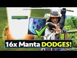 Black^ 16x Manta Dodges in a Row! Custom Map before FDL Match - Dota 2