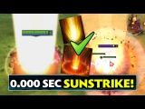 Black^ Double 0.000 SEC Perfect Sunstrike Practice - Custom Map Dota 2