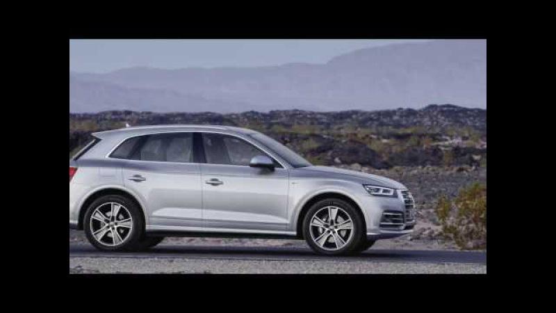 2017 Audi Q5 Crossover