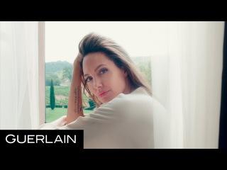 Mon Guerlain - Angelina Jolie in 'Notes of a Woman' - Long Version - Guerlain