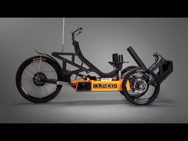 Outrider Horizon   Adaptive Off-Road Vehicle
