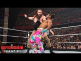 FULL MATCH  The New Day vs. The Wyatt Family - Six-Man Tag Team Match WWE Battleground 2016