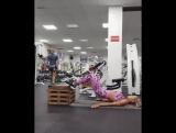 Круговая тренировка для похудения. Como Pink