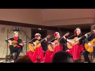 В БКЗ. Юбилейный отчетный концерт