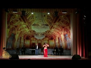 Dutkovskaya Olga 4place Raks Sharki Lybiteli Arabian Queen 2017