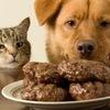Натуральный корм, мясо для собак и кошек
