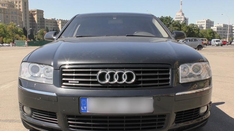 Audi A8 SPORT S-line 4.2L. 2003г. 8500€